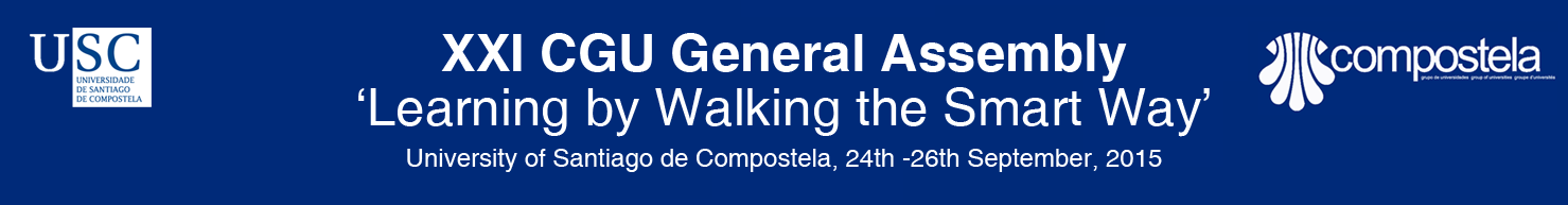 XXI General Assembly Compostela Group of Universities
